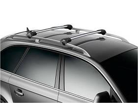 Перемычки на рейлинги без ключа (2 шт) - Chrysler Voyager