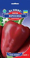 Перец Вероника очень сочный толстостенный крупный сорт высокоурожайный среднеспелый, упаковка 0,25 г