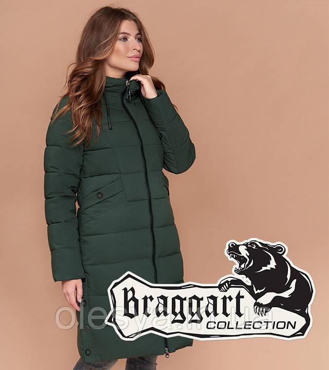 Braggart Simply 1938 | Утепленная зимняя куртка хаки