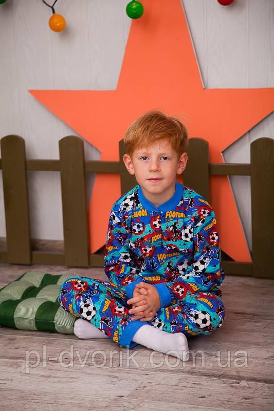 Пижама детская на 2 пуговицах  КУЛИР  Пижама детская на 2 пуговицах Модель: 9637-002V