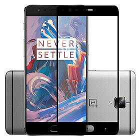 Стекло Full Coverage для OnePlus 3T цвет Black