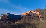 Продаж чорнозема з доставкою в Київській області