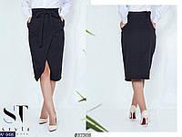 Стильная юбка    (размеры 42-46)  0113-57, фото 1