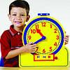 Большие демонстрационные часы Learning  resources  (ler2996) , фото 4