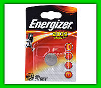 Батарейка литиевая Energizer CR2032