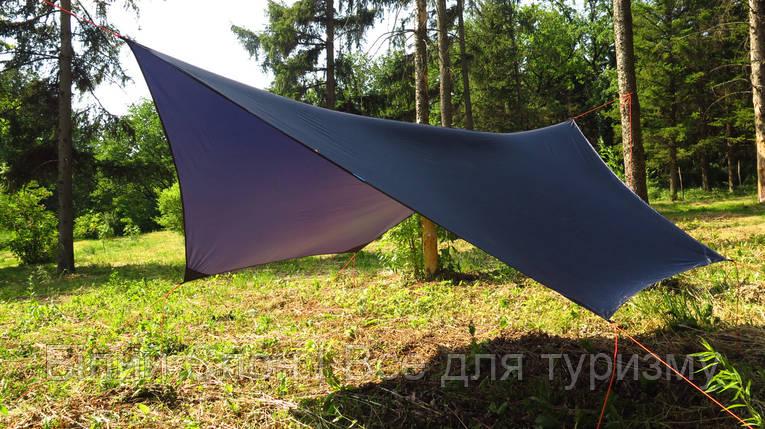Тент для гамака Levitate 6N Dark Blue, фото 2