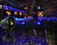 Уличный лазерный звездный проектор OUTDOOR LASER LIGHT (пластмассовый)
