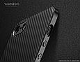 Чехол накладка противоударный Carbon NEW для iPhone 5/5s/se, фото 3