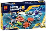 Конструктор Bela 10593 Nexo Knights Нексо Найтс Слайсер Аарона 256 деталей, фото 1