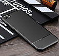 Накладка противоударная силикон Carbon NEW для iPhone 6/6s, фото 6