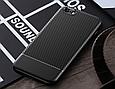 Накладка противоударная силикон Carbon NEW для iPhone 6/6s, фото 3