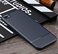 Накладка противоударная силикон Carbon NEW для iPhone 6/6s, фото 7