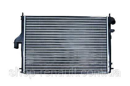 Радиатор  охлаждения (с кондиц.) Logan/MCV/Sandero 1.4/1.6 с 2008г. ASAM 01342
