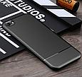 Чехол накладка противоударная Carbon NEW для iPhone 6+/6s+, фото 3