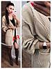Женский кардиган с ажурным узором в расцветках. АР-3-1018, фото 4