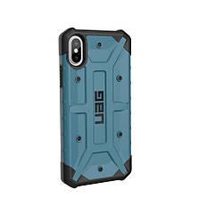 Накладка UAG Pathfinder/ Pathfinder Camo Case для iPhone X/Xs [Slate (111227115454)], фото 2