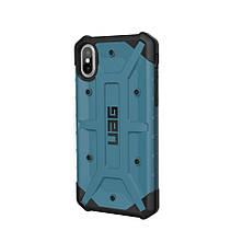 Накладка UAG Pathfinder/ Pathfinder Camo Case для iPhone X/Xs [Slate (111227115454)], фото 3