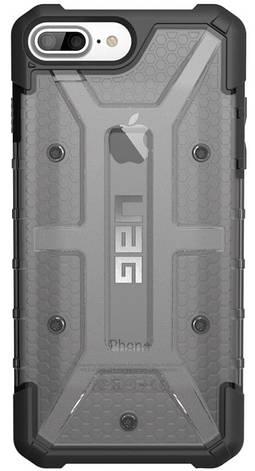 Накладка UAG Plasma Case для iPhone 8/7/6S Plus [Ash (IPH8/7PLS-L-AS)], фото 2