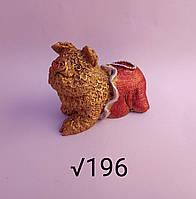 Сувенир статуэтка Год Свиньи 2019 размер 7*5,5 см