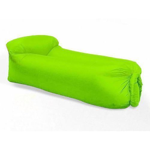 Надувной матрас Ламзак Air Sofa Chair 1,5м, Зелёный