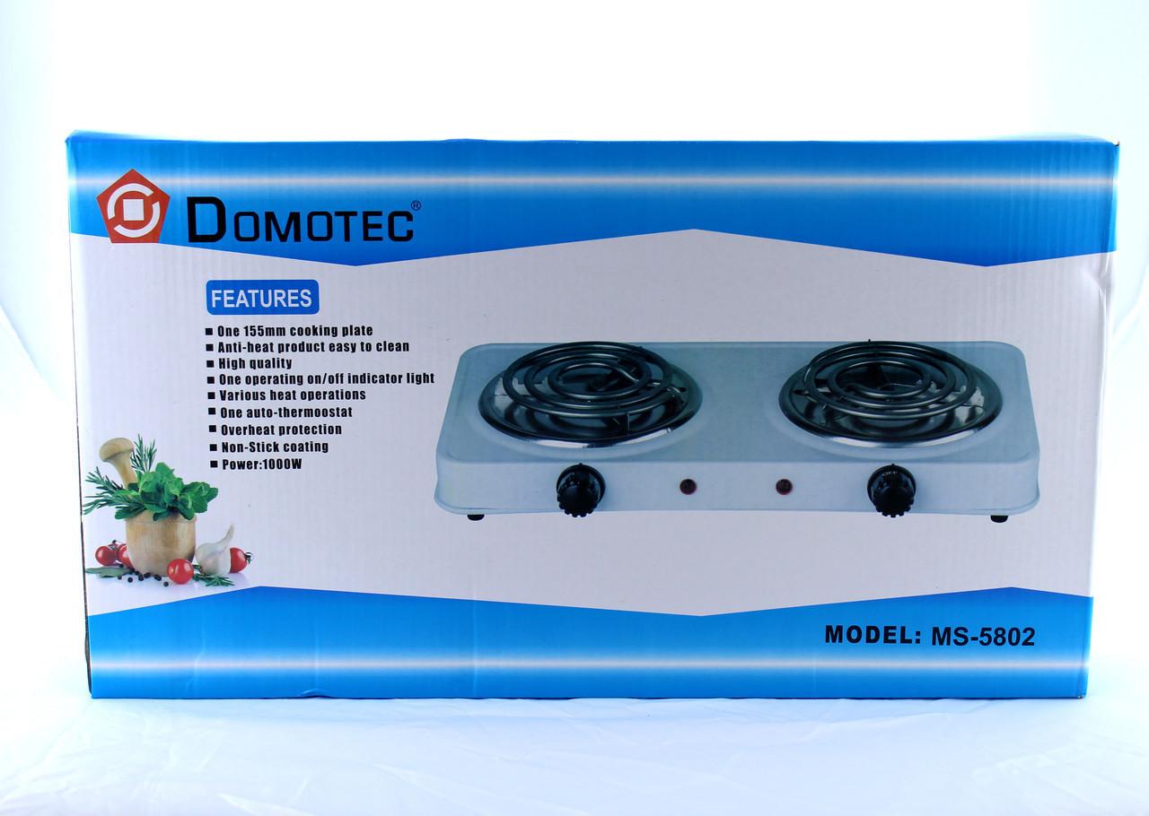 Электроплита MS 5802