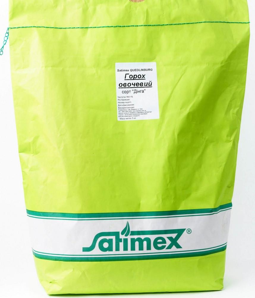 Дінга (5кг) Насіння овочевого гороху, Satimex