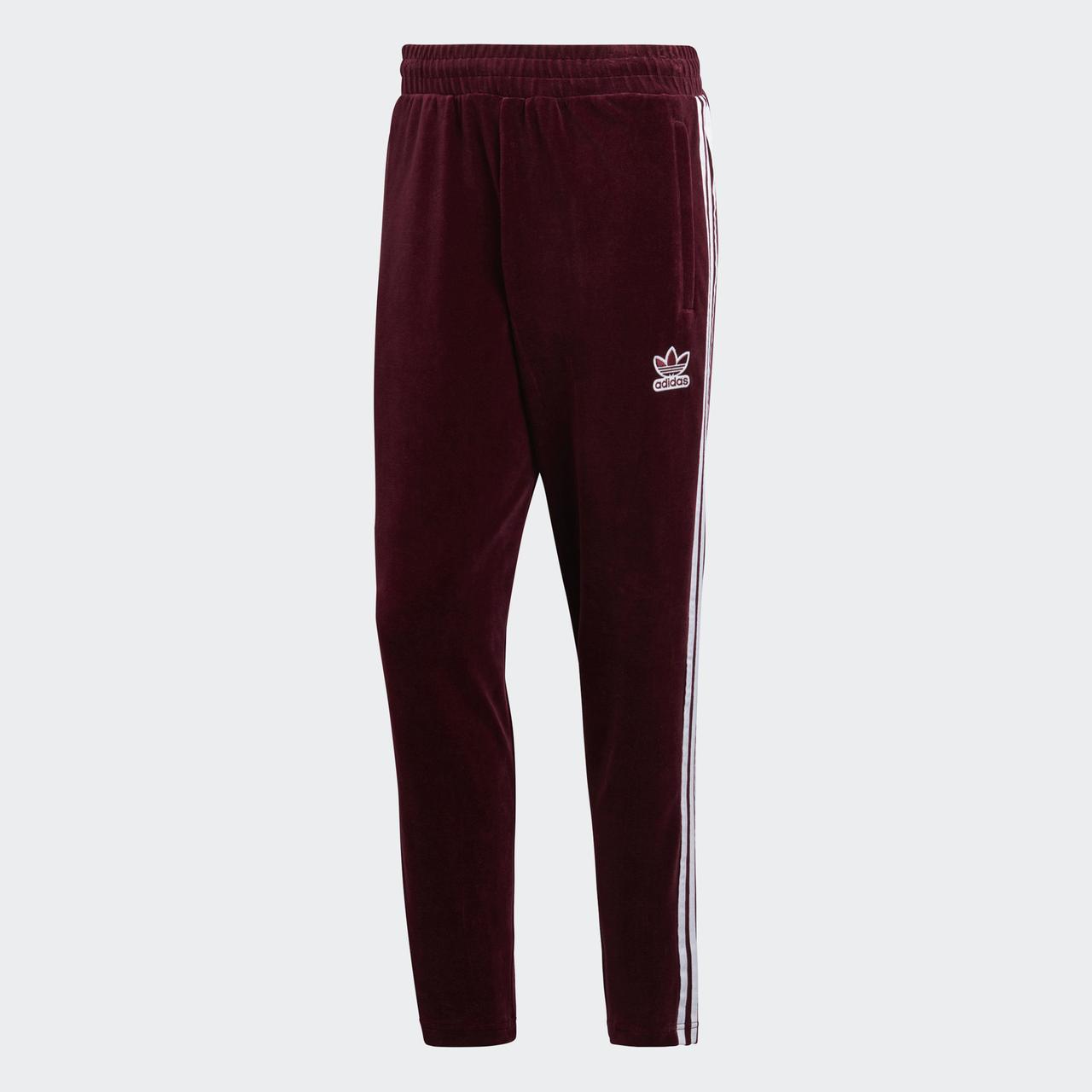 Мужские брюки Adidas Originals Beckenbauer Velour (Артикул: DH5784)