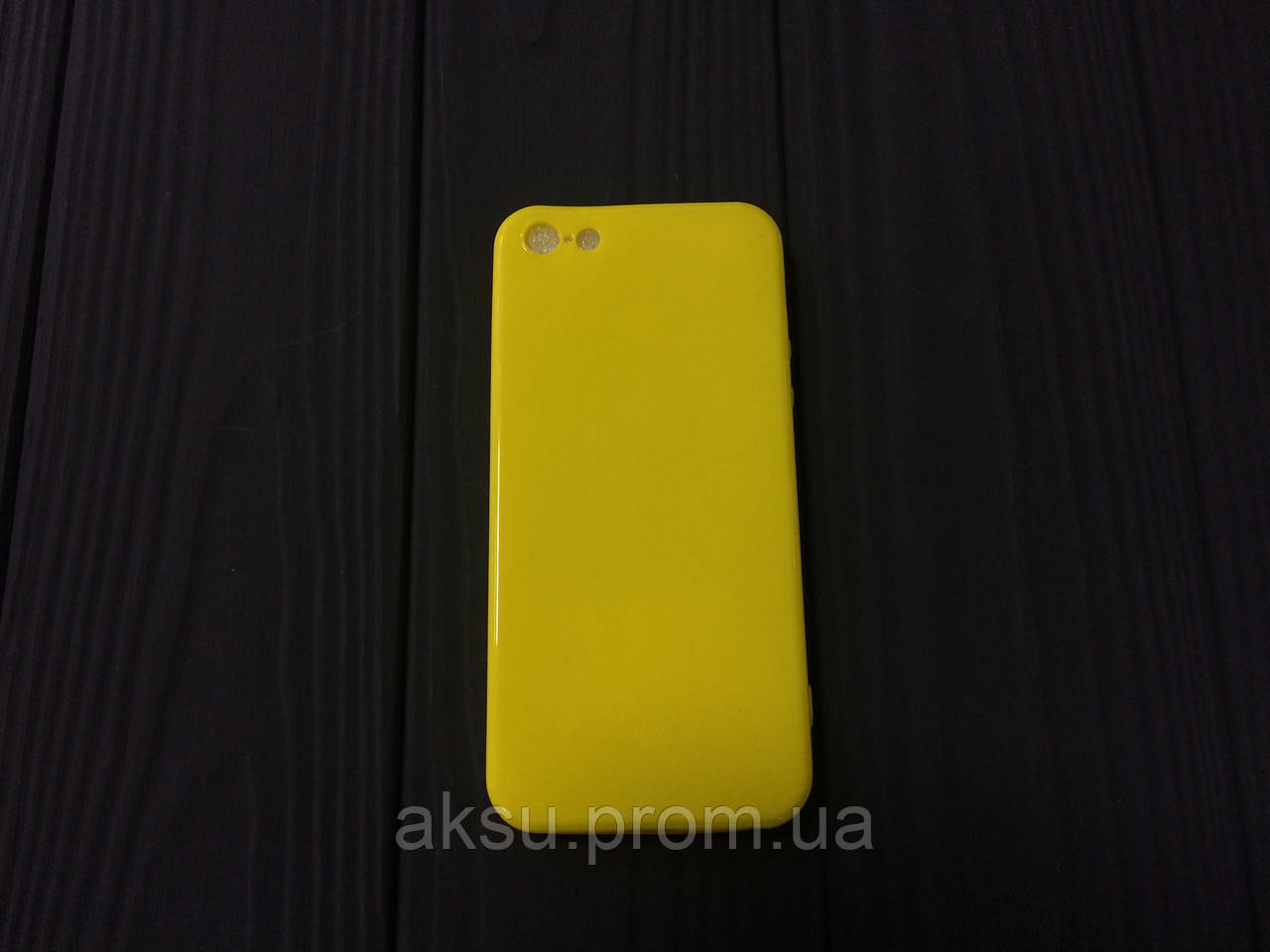 Чехол Силікон 0.8mm на iPhone 5 / 5S / SE