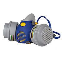Полумаска ETNA Eurmask 2000 с фильтрами A1B1E1K1Р3