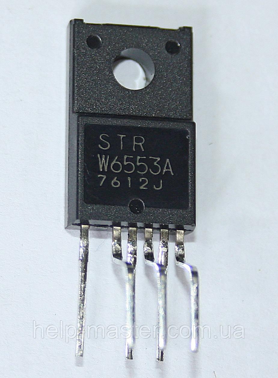 Микросхема STRW6553A (TO-220-6)