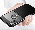 Накладка противоударная силикон Carbon NEW (Window) для iPhone 6/6s, фото 3