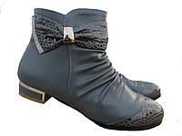 Ботинки для девочки,32,33