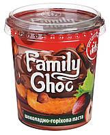 Шоколадно - фундукова паста ТМ Family Choc. Ящик 400 г * 6 шт.