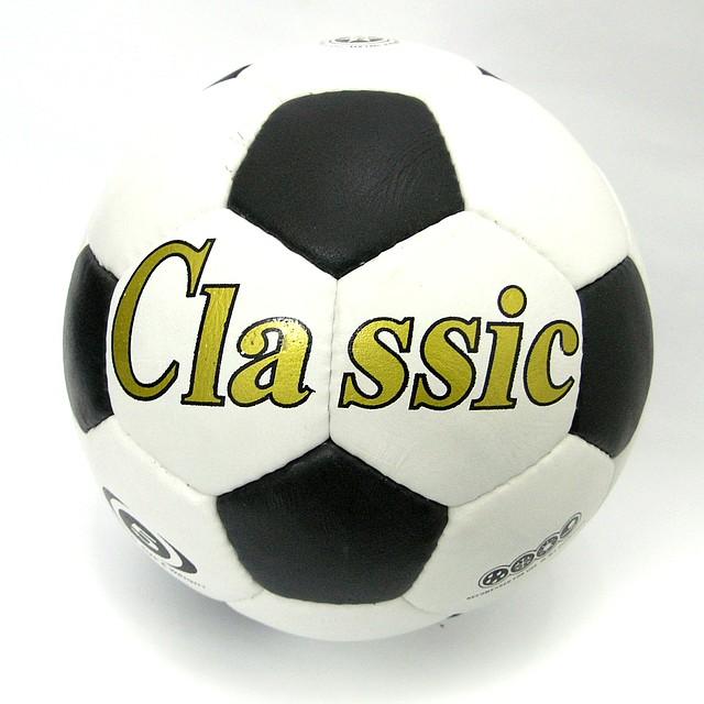 Футбольный мяч кожанный Classic - sportatlantic в Черкасской области