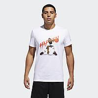 Мужская футболка Adidas Performance Harden Geek UP (Артикул: CW9224), фото 1