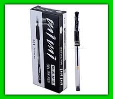 Ручка гелевая черная 905