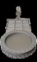 Шиберная заслонка для газа серии GR  Ду 150