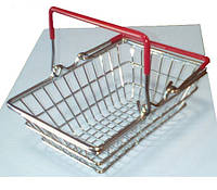 Игрушка мини корзина для супермаркета