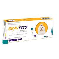 Каплі на холку Бравекто Спот-Он для собак 2 - 4.5 кг