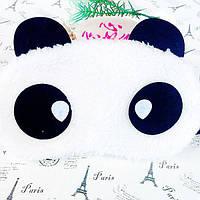 Ночная маска для глаз для сна Панда
