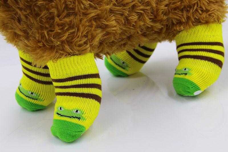 В'язані шкарпетки для собак дрібних порід, кішок