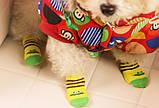 В'язані шкарпетки для собак дрібних порід, кішок, фото 5