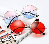 Круглые очки с красными линзами Avatar 2019 , фото 2