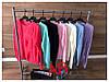 Женский свитер крупной ажурной вязки в расцветках. АР-17-1018, фото 3