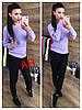 Женский свитер крупной ажурной вязки в расцветках. АР-17-1018, фото 7