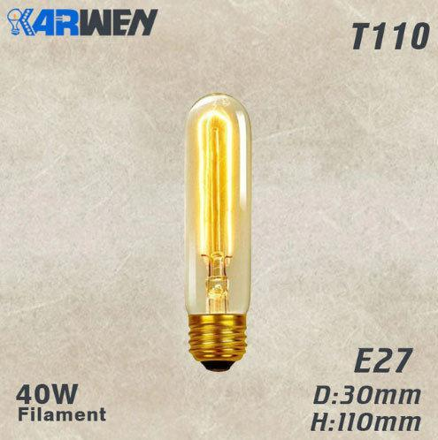 Декоративная лампочка Эдисона