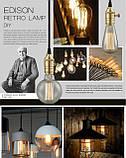 Декоративная лампочка Эдисона, фото 5