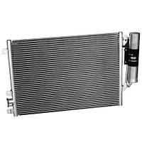 Радиатор кондиционера Logan/MCV/Sandero до 2008 ASAM 30291 ОЕ 8200513983