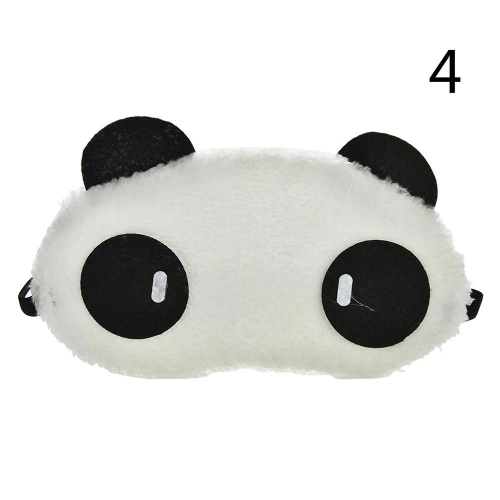 Ночная маска Панда на глаза