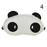 Ночная маска Панда на глаза, фото 1